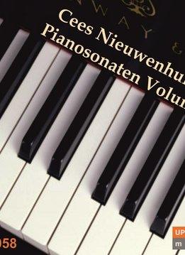 Upstream Music Cees Nieuwenhuizen   Pianosonaten Volume 2