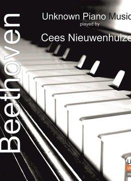 Upstream Music Cees Nieuwenhuizen   Onbekende Werken van Beethoven voor piano