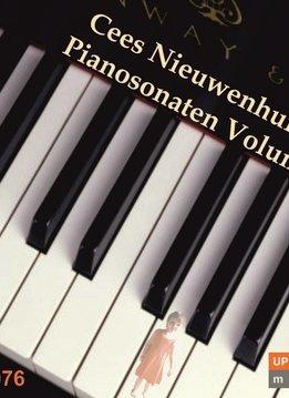 Upstream Music Cees Nieuwenhuizen | Pianosonaten Volume 3