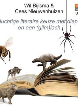 Upstream Music Wil Bijlsma & Cees Nieuwenhuizen   'Een Luchtige Literaire Keuze met diepgang en een (glim)lach'