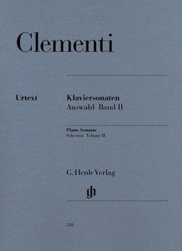 Henle Verlag Clementi, M. | Piano Sonates - Selectie | Volume II (1790-1805)