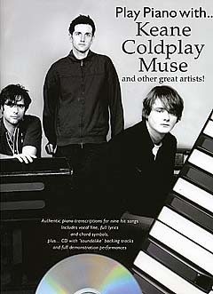 Wise Publications Play Piano With... Keane, Coldplay, Muse And Other Great Artists!