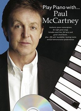 Wise Publications Paul McCartney | Play Piano With... Paul McCartney