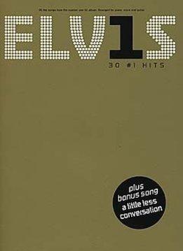 Hal Leonard Elvis Presley   30 Number 1 Hits (PVG)