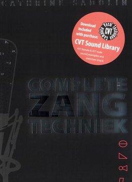 Complete Zangtechniek | Cathrine Sadolin