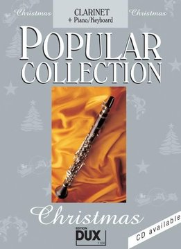 Popular Collection Christmas | Piano & Klarinet | Boek + CD