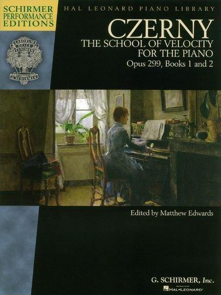 Schirmer Czerny, Carl | The School of Velocity | Opus 299