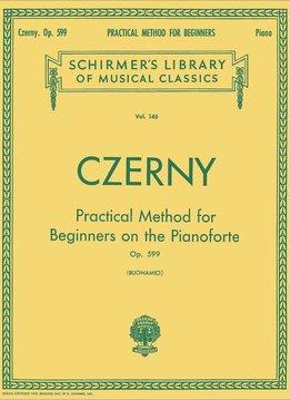 G. Schirmer Czerny, Carl | Praktische methode voor beginners op de Piano | Op.599