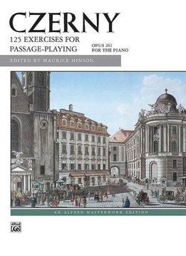 Alfred Czerny, Carl | 125 Oefeningen voor Passagespel | Op.261