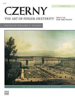Alfred Czerny, Carl | De Kunst van Vingervlugheid | Op. 740