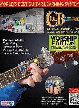 Chordbuddy ChordBuddy Guitar Learning System | Worship Editie