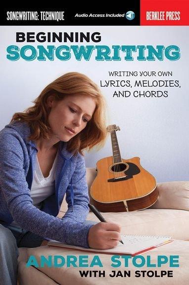 Hal Leonard Beginning Songwriting   Boek + Online Audio