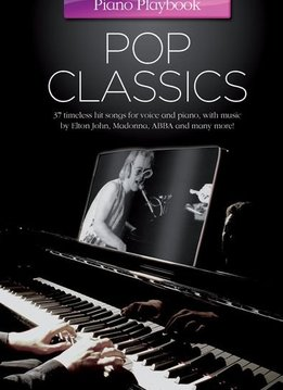 Wise Publications Piano Playbook: Pop Classics