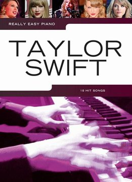 Wise Publications Really Easy Piano | Taylor Swift