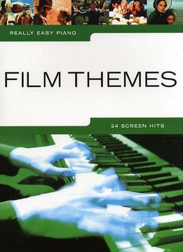 Wise Publications Really Easy Piano | Film Themes