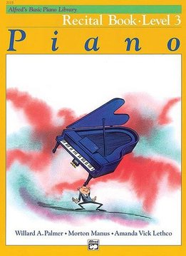 Alfred Alfred's Basic Piano Recital Book | Level 3