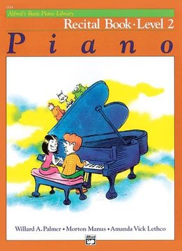 Alfred Alfred's Basic Piano Recital Book | Level 2