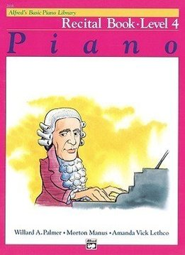 Alfred Alfred's Basic Piano Recital Book | Level 4
