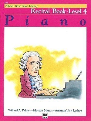 Alfred Alfred's Basic Piano Recital Book | Level 4