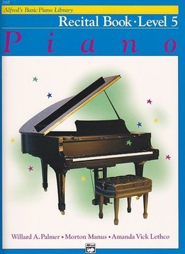 Alfred Alfred's Basic Piano Recital Book | Level 5