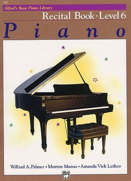 Alfred Alfred's Basic Piano Recital Book | Level 6