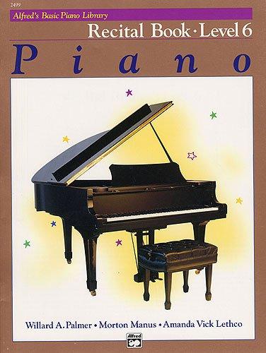 Alfred Alfred's Basic Piano Recital Book | Level 6
