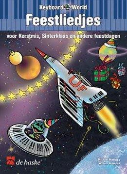 De Haske Feestliedjes voor Kerstmis, Sinterklaas en andere feestdagen | Keyboard World