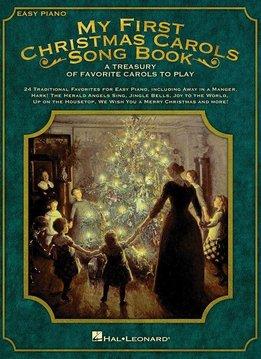 Hal Leonard My First Christmas Carols Songbook