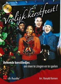 De Haske Vrolijk Kerstfeest! | 17 bekende kerstliedjes om mee te zingen