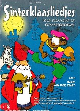 XYZ Sinterklaasliedjes voor sologitaar en gitaarbegeleiding