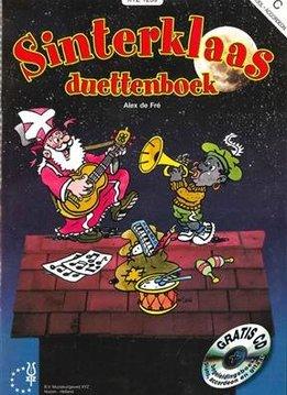 XYZ Sinterklaas Duettenboek C + CD   Viool & Accordeon