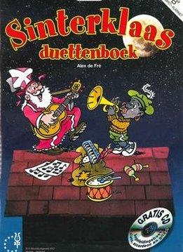 XYZ Sinterklaas Duettenboek Bes + CD | Trompet & Klarinet