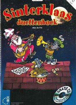 XYZ Sinterklaas Duettenboek C + CD | Fluit + Dwarsfluit
