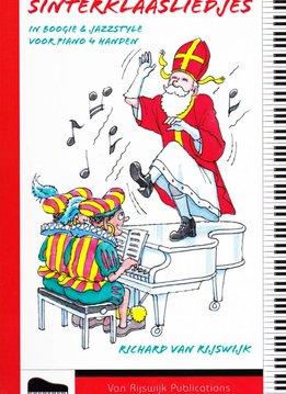 Van Rijswijk Publications Sinterklaasliedjes in Boogie & Jazzstyle