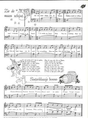 XYZ Sinterklaas Kapoentje | 24 van de meest bekende Sint Nicolaas liedjes