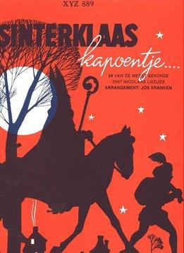 XYZ Sinterklaas Kapoentje   24 van de meest bekende Sint Nicolaas liedjes