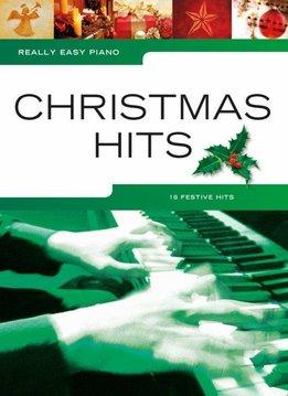 Hal Leonard Really Easy Piano | Christmas Hits
