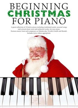 Hal Leonard Beginning Christmas For Piano