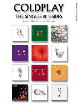 Wise Publications Coldplay | The Singles & B-Sides | Songbook voor zang, piano en gitaar