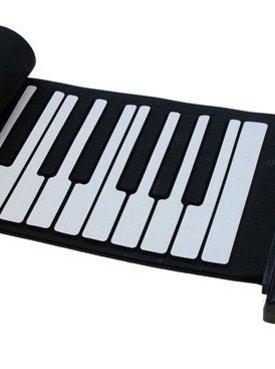 Pure Tone Pure Tone Roll-Up Piano | Electronisch oprolbaar Keyboard + Midi controller | 61 toetsen