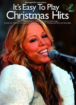 Hal Leonard It's Easy To Play Christmas Hits