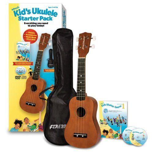 Alfred Alfreds Kids Ukulele Course 1 Starter Pack