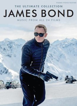 Wise Publications James Bond | The Ultimate Collection