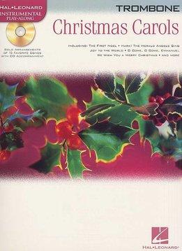 Hal Leonard Instrumental Play-Along for Trombone | Christmas Carols