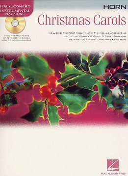 Hal Leonard Instrumental Play-Along for Horn | Christmas Carols