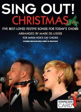 Novello & Co Ltd. Sing Out! Christmas | Boek + Audio Download