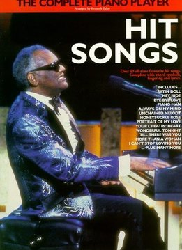 Wise Publications The Complete Piano Player | Hit Songs