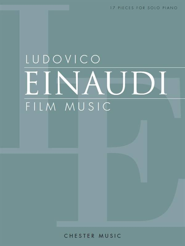 Chester Music Ludovico Einaudi | Film Music