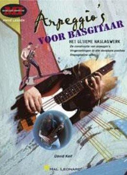 De Haske Arpeggio's voor basgitaar | Het Ultieme Naslagwerk