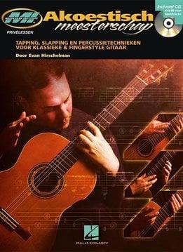 De Haske Akoestisch Meesterschap   Tapping, slapping en percussietechnieken voor klassieke & fingerstyle gitaar